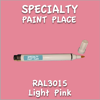 RAL 3015 Light Pink Pen