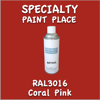 RAL 3016 Coral Pink 16oz Aerosol Can