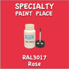 RAL 3017 Rose 2oz Bottle with Brush
