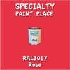 RAL 3017 Rose Pint Can