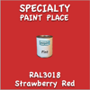 RAL 3018 Strawberry Red Pint Can