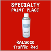 RAL 3020 Traffic Red 16oz Aerosol Can