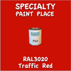 RAL 3020 Traffic Red Pint Can