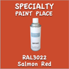 RAL 3022 Salmon Red 16oz Aerosol Can