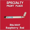 RAL 3027 Raspberry Red Pen