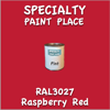 RAL 3027 Raspberry Red Pint Can