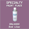 RAL 4001 Red Lilac 16oz Aerosol Can