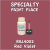 RAL 4002 Red Violet 2oz Bottle with Brush
