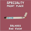 RAL 4002 Red Violet Pen