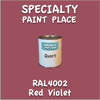RAL 4002 Red Violet Quart Can