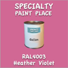 RAL 4003 Heather Violet Gallon Can