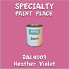 RAL 4003 Heather Violet Quart Can