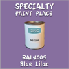 RAL 4005 Blue Lilac Gallon Can