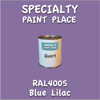 RAL 4005 Blue Lilac Quart Can