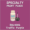 RAL 4006 Traffic Purple 2oz Bottle with Brush