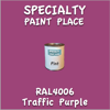 RAL 4006 Traffic Purple Pint Can