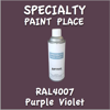 RAL 4007 Purple Violet 16oz Aerosol Can