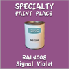 RAL 4008 Signal Violet Gallon Can