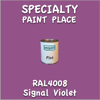 RAL 4008 Signal Violet Pint Can