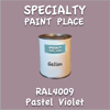RAL 4009 Pastel Violet Gallon Can