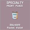 RAL 4009 Pastel Violet Pint Can