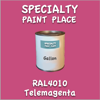 RAL 4010 Telemagenta Gallon Can