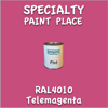 RAL 4010 Telemagenta Pint Can