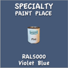 RAL 5000 Violet Blue Pint Can