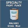 RAL 5001 Green Blue Gallon Can