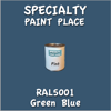 RAL 5001 Green Blue Pint Can