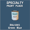 RAL 5001 Green Blue Quart Can