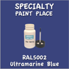 RAL 5002 Ultramarine Blue 2oz Bottle with Brush