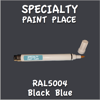 RAL 5004 Black Blue Pen
