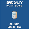 RAL 5005 Signal Blue Pint Can