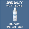 RAL 5007 Brilliant Blue 16oz Aerosol Can