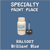 RAL 5007 Brilliant Blue 2oz Bottle with Brush