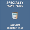 RAL 5007 Brilliant Blue Pint Can