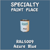 RAL 5009 Azure Blue Pint Can