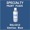 RAL 5010 Gentian Blue 16oz Aerosol Can