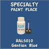RAL 5010 Gentian Blue 2oz Bottle with Brush