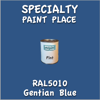 RAL 5010 Gentian Blue Pint Can