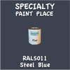 RAL 5011 Steel Blue Pint Can