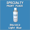 RAL 5012 Light Blue 16oz Aerosol Can