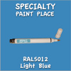 RAL 5012 Light Blue Pen