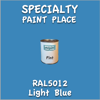 RAL 5012 Light Blue Pint Can