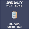 RAL 5013 Cobalt Blue Pint Can