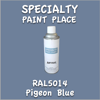 RAL 5014 Pigeon Blue 16oz Aerosol Can