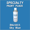 RAL 5015 Sky Blue 16oz Aerosol Can