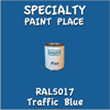 RAL 5017 Traffic Blue Pint Can