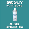 RAL 5018 Turquoise Blue 16oz Aerosol Can